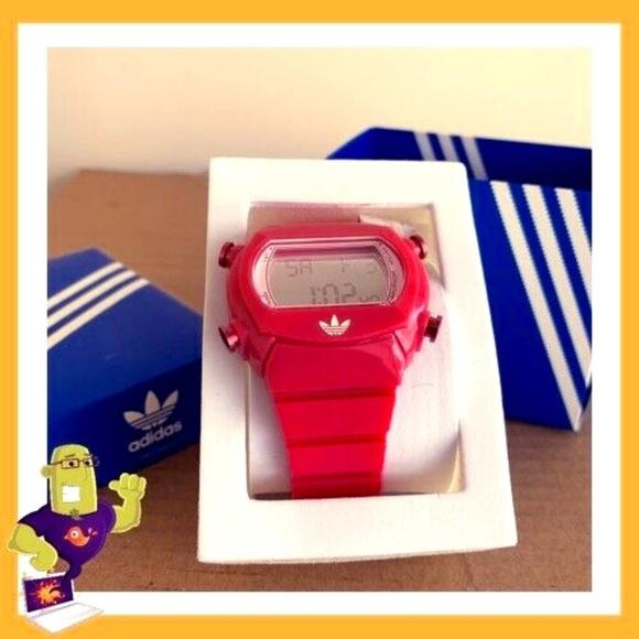 adidas Accessories - Adidas Pink Womens Sports Watch ADH-2535